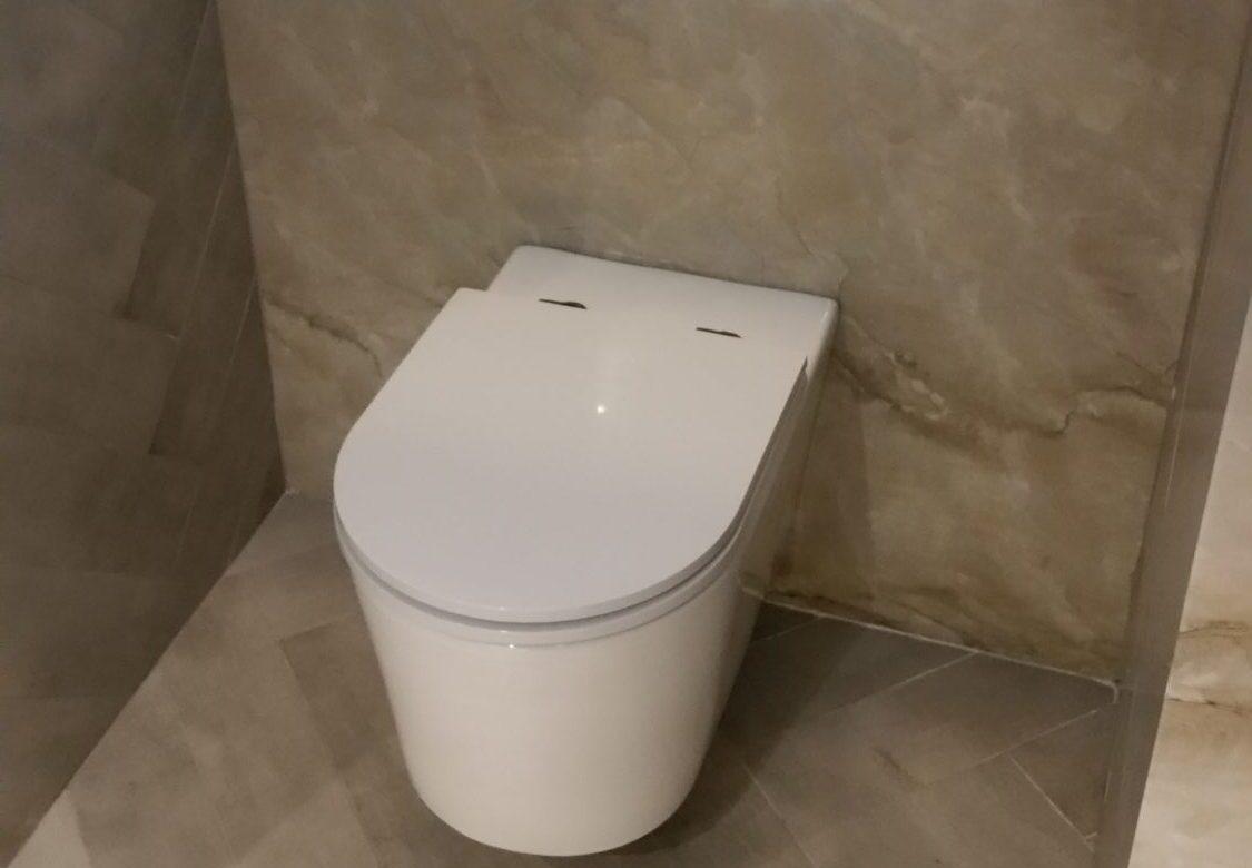 instalar um banheiro na cobertura